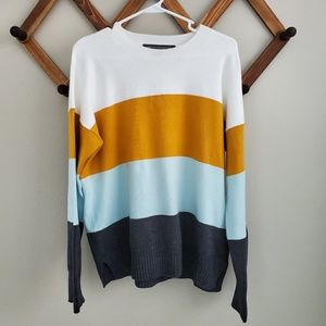 French Connection Babysoft Striped Sweater